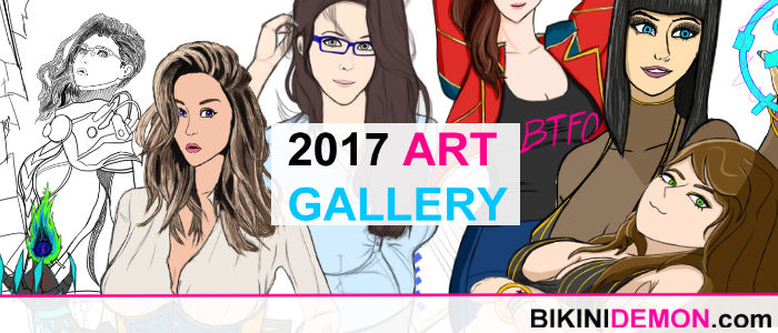 2017 Art Gallery