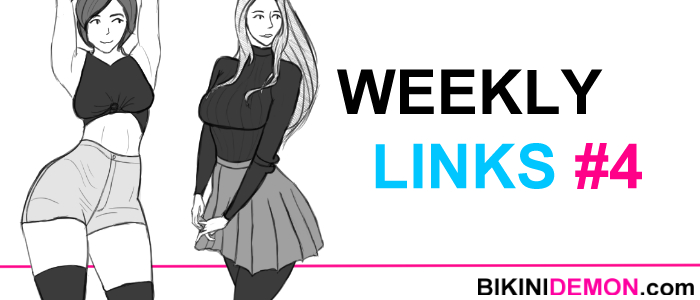 Weekly Links (That Are Somewhat Earlier Than Usual) #4