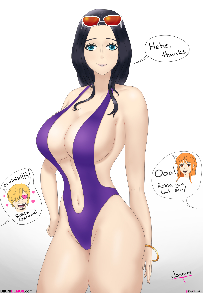 robin swimsuit